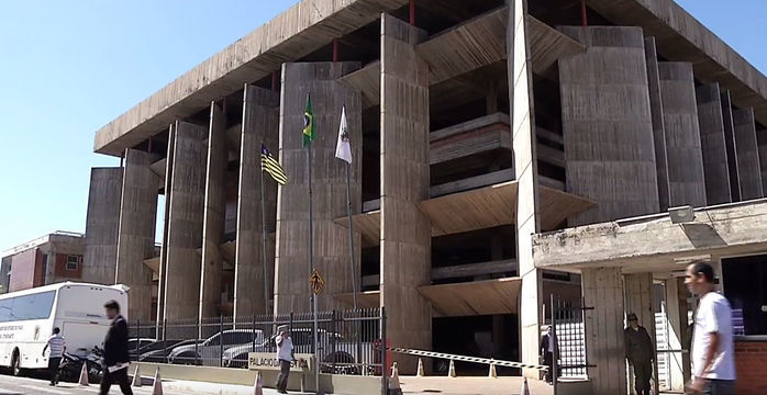 Tribunal de Justiça do Piauí (Crédito: Reprodução)