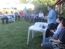 Advogados esclarece duvidas de Pré-candidatos em Agricolândia