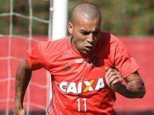 Emerson Sheik tem nova lesão e volta a desfalcar o Flamengo