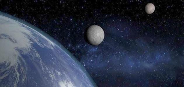 Astrônomos descobrem outra lua na órbita da Terra