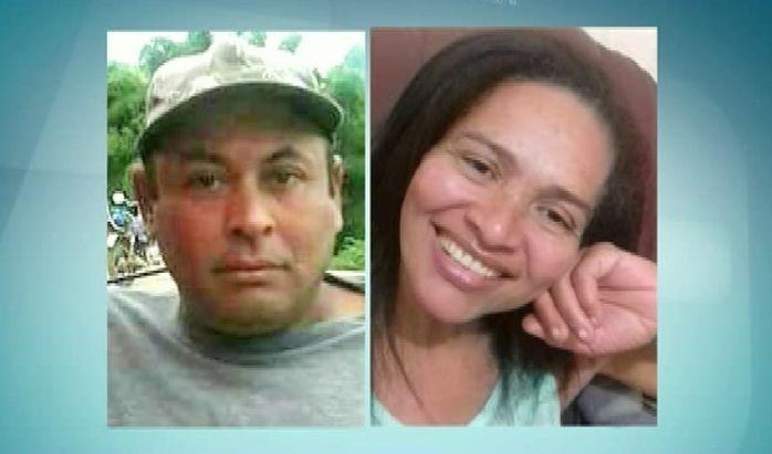 A mulher foi assassinada dentro de casa pelo seu ex-marido