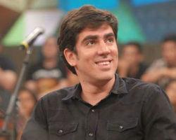 Após suposta traição, imagem de Adnet causa preocupação na Globo