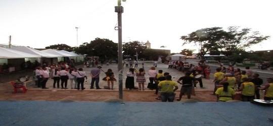 Começou a XXXIII Semana da Juventude Ipiranguense