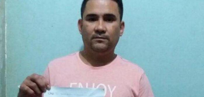 Acusado foi preso em um ônibus com linha para a cidade de Crateús (Crédito: Reprodução)