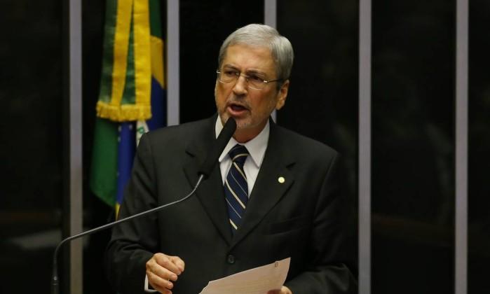 Antonio Imbassahy (PSDB-BA) (Crédito: Reprodução)