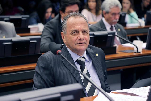 Carlos Manato (SD-ES) (Crédito: Reprodução)