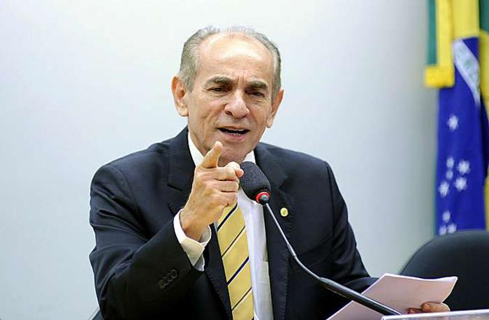 Marcelo Castro (PMDB-PI) (Crédito: Reprodução)