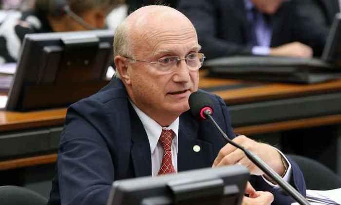 Osmar Serraglio (PMDB-PR) (Crédito: Reprodução)