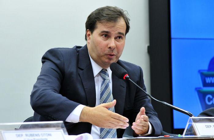 Rodrigo Maia (DEM-RJ) (Crédito: Reprodução)
