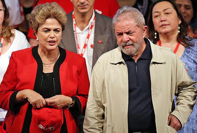 Rio-2016 convida Dilma e Lula para abertura da Olimpíada (Crédito: Reprodução)