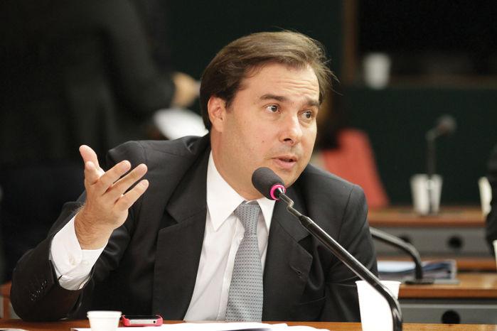Rodrigo Maia (Crédito: Divulgação)