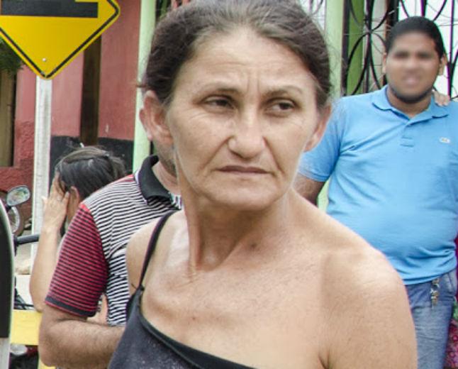 Filha é acusada de espancar a mãe até a morte