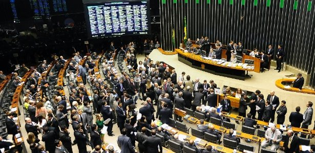 Congresso Nacional (Crédito: Reprodução)