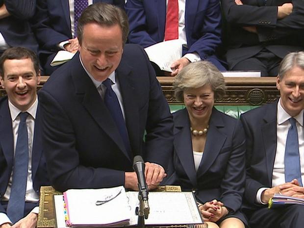 David Cameron (Crédito: Reprodução)
