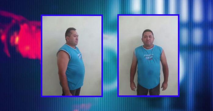 Acusado foi preso no Piauí (Crédito: Reprodução)