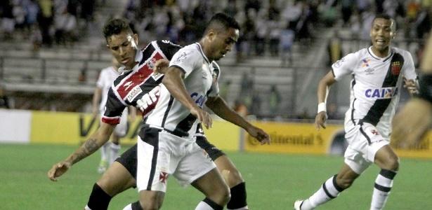 Vasco e Santa Cruz empatam no Rio (Crédito: Uol)