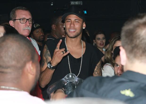 Neymar (Crédito: Brazil News)