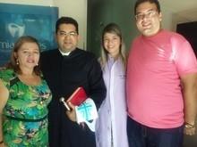 Drª Irâmia Soares inaugura Consultório Odontológico em União