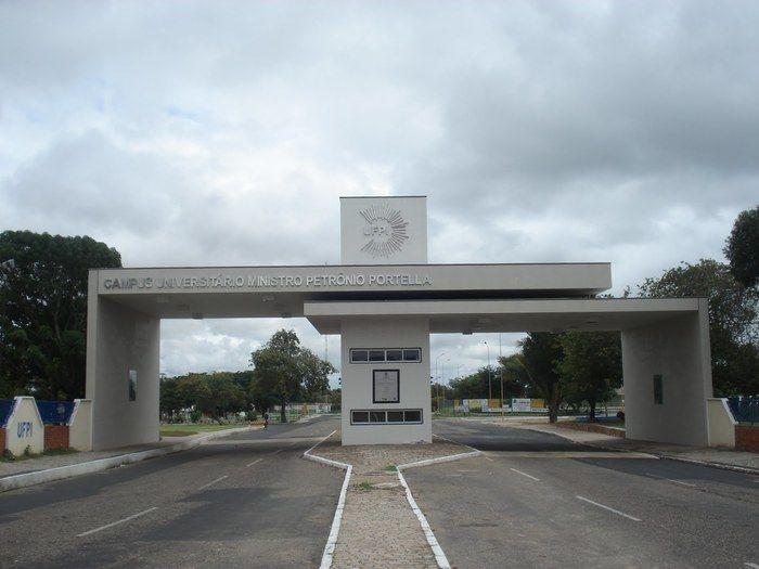 Universidade Federal do Piauí (Crédito: Reprodução)
