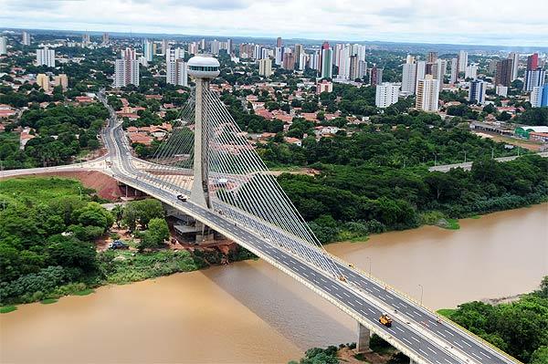 Ponte Estaiada (Crédito: Reprodução)