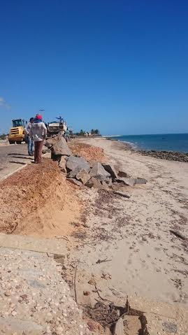 Parceria recupera estrada que liga Cajueiro da Praia à Barra Grande - Imagem 1