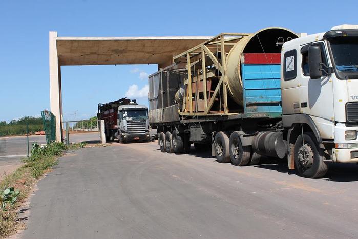 Zona de Processamento de Exportação do Estado do Piauí (Crédito: Reprodução)