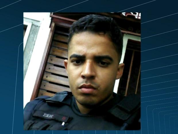 Policial assassinado (Crédito: Reprodução)