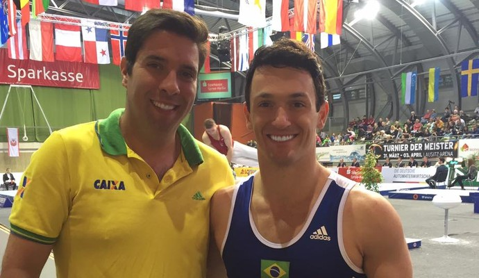 Fernando de Carvalho e Dyego Hipolito (Crédito: Reprodução)