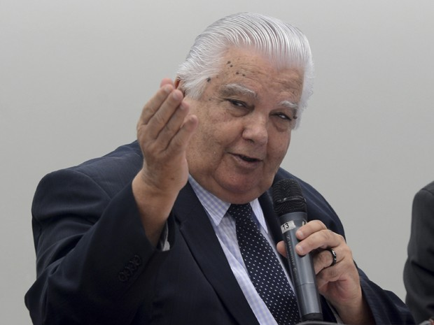 Ex-ministro Marco Antônio Raupp segue internado após acidente em MG (Crédito: Reprodução)