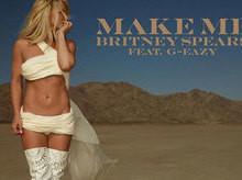 Britney Spears exibe excelente forma em capa de seu novo single