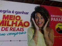 Armazém Paraíba de União fez o corte do bolo comemorativo na 2ª