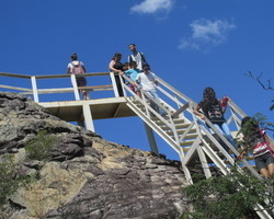 Natureza - Passeio a Sete Cidades Piauí