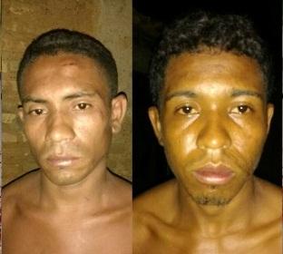 Fabiano e Kleber são acusados de tentaiva de roubo e lesão corporal