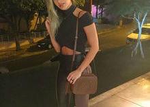 Andressa Suita, mulher de Gusttavo Lima, usa bolsa de R$ 2,8 mil