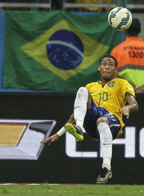 Neymar (Crédito: EFE)