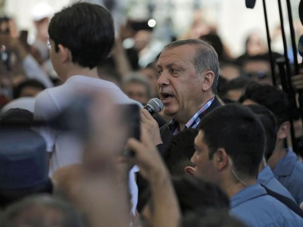 Recep Tayyip Erdogan, (Crédito: Divulgação)
