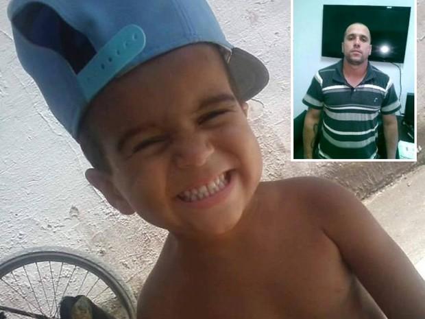 Criança morreu após ser espancado pelo próprio pai