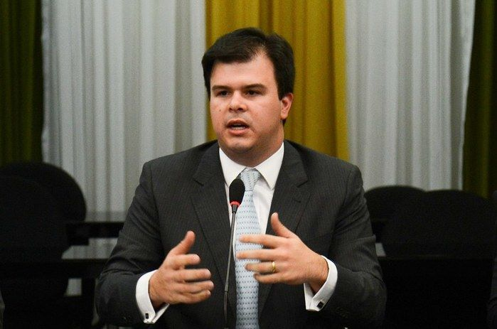 Ministro de Minas e Energia (Crédito: Reprodução)