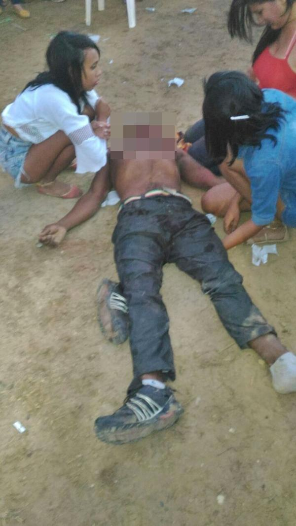 Graciel Alves Pereira foi morto a tiros em Monsenhor Gil