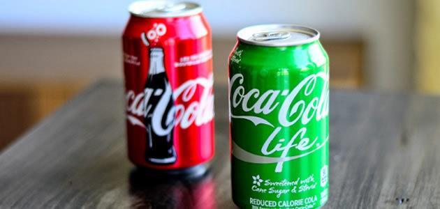 Conheça a diferença entre a Coca-Cola verde e a tradicional