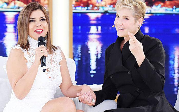 Mara e Xuxa (Crédito: Divulgação)