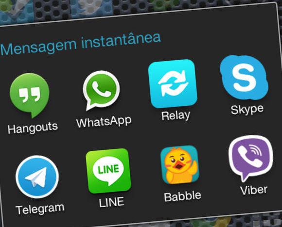 Aplicativos que são alternativas ao WhatsApp (Crédito: Reprodução)