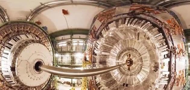 Conheça um acelerador de partícula