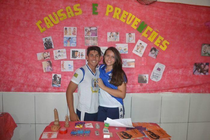 ASA realiza I Exposição Saúde na Escola - Imagem 34