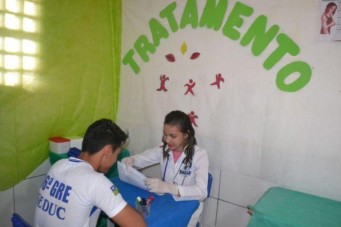 ASA realiza I Exposição Saúde na Escola - Imagem 38