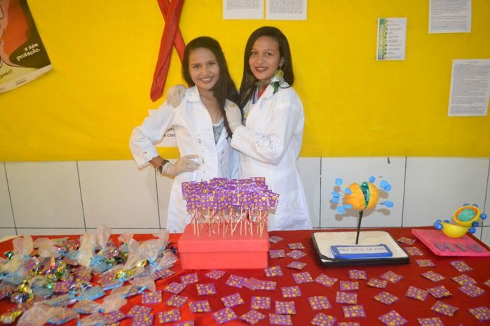 ASA realiza I Exposição Saúde na Escola - Imagem 20