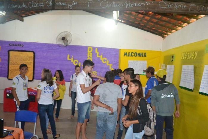 ASA realiza I Exposição Saúde na Escola - Imagem 54