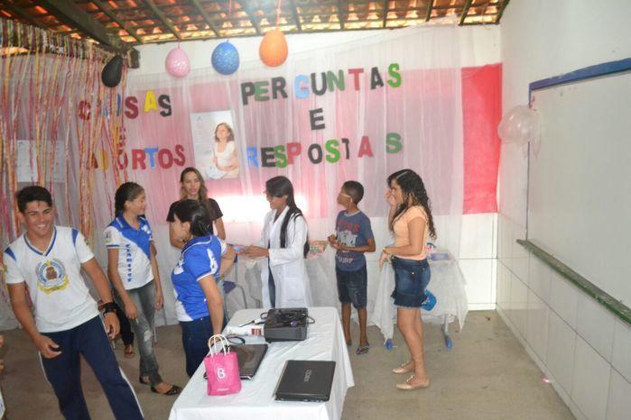 ASA realiza I Exposição Saúde na Escola - Imagem 36