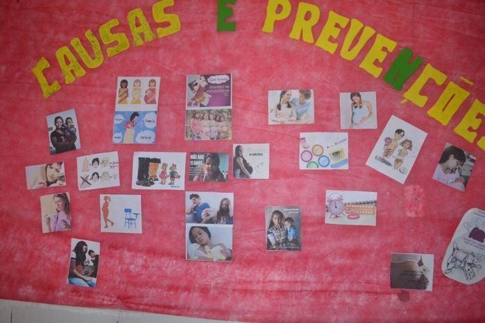 ASA realiza I Exposição Saúde na Escola - Imagem 1