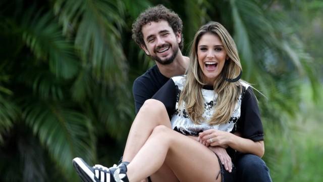 Rafa e Andreoli estão grávidos